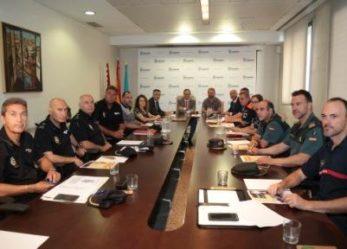 Más de 200 efectivos diarios velarán por la seguridad en las próximas Fiestas de Butarque