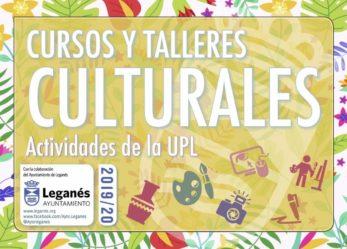 Cursos y talleres culturales 2019 /20 y actividades de la UPL