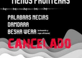 CANCELADO: Más música, menos fronteras
