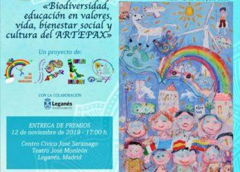 V Concurso infantil y juvenil de relato breve «Leganés Verde»