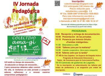 IV Jornada Pedagógica 16 de noviembre