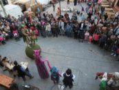 Las calles del centro de Leganés se convertirán en un gran Mercado Medieval con puestos de venta y un programa con medio centenar de actividades