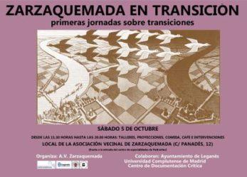Jornadas: Zarzaquemada en transición
