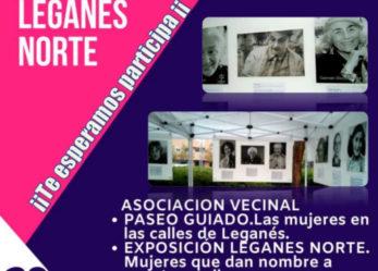Jornada Feminista en Leganés Norte 29 nov 17h00 plaza del Agua