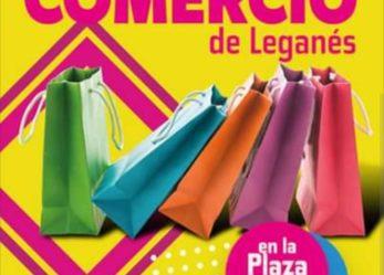 I Feria de Comercio de Leganés del 8 al 10 de noviembre