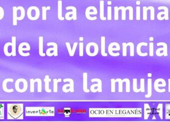 Acto por la eliminación de la violencia contra la mujer