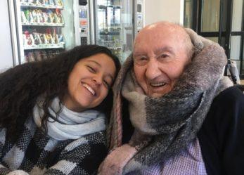 El programa intergeneracional Adopta Un Abuelo llega a Leganés