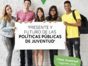 """I Encuentro Estatal """"Presente y Futuro de las Políticas Públicas de Juventud"""" Dejóvenes"""