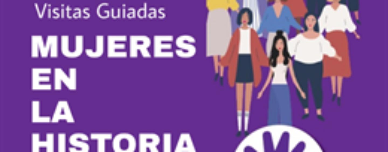 Visita guiada Las Mujeres en las calles de Leganés