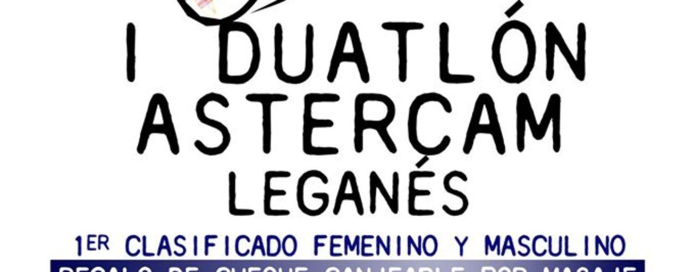 I Duatlón Astercam Leganés