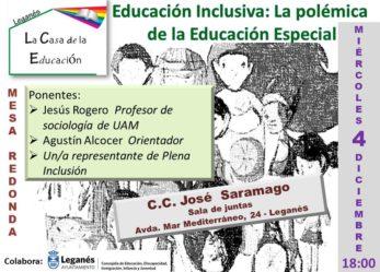 Educación inclusiva: la polémica de la Educación Especial
