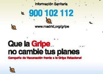Campaña de la Gripe