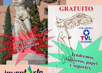 Taller de dibujo: dibujo la Victoria de Samotracia