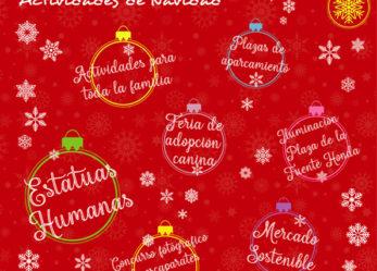 La Navidad llega a Leganés cargada de novedades