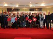 La Universidad Popular de Leganés, empresas y trabajadores de la ciudad, reconocidos en los IX Premios Ciudad de Leganés
