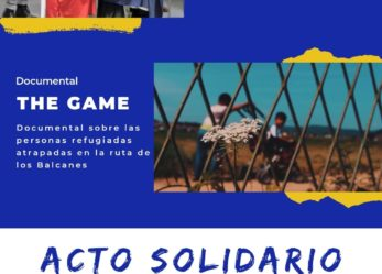 Acto solidario: teatro 'Las olvidadas de Lesbos' y documental 'The Game'