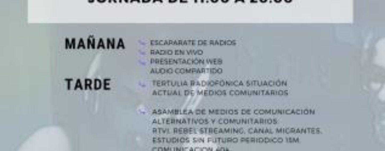 II Encuentro de Radios Libres y Comunitarias de Madrid