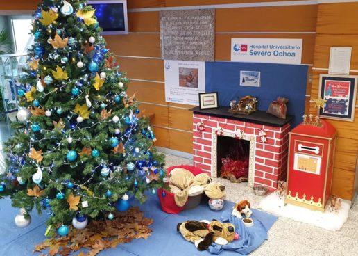 Navidad en el Hospital Severo Ochoa
