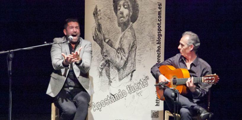 Los cantaores Marta García, José Joaquín Moreno y Álvaro Rodríguez, finalistas de la Silla de Oro 2020