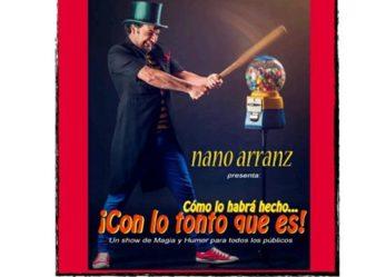 Magia Familiar de Nano Arranz