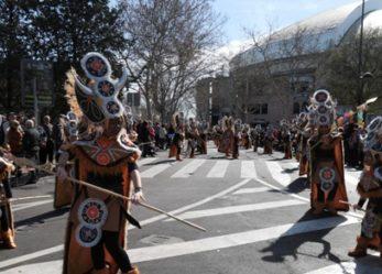 Carnavales 2020 domingo 23 a las 11 horas