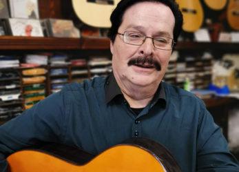Julio Vallejo,el único alumno que tuvo Paco de Lucía,presenta en La Fortuna 'Recital de la guitarra flamenca'
