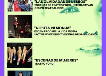 Jornada de Teatro 8M