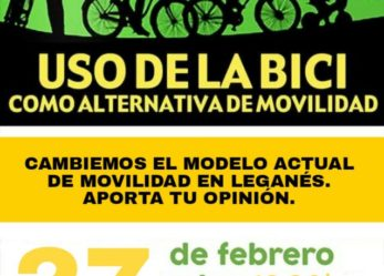 Uso de la bici como alternativa de movilidad