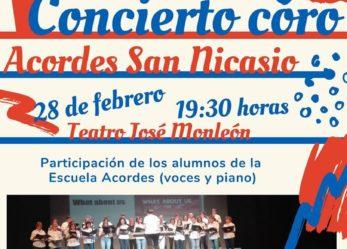 Concierto Coro Acordes San Nicasio