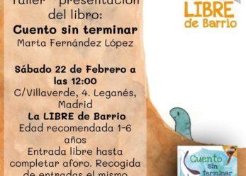 Boletín semanal de actividades del 17 al 23 de Febrero La Libre de Barrio