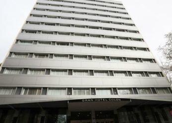 Antes era China, ahora es España: los hoteles se transforman en hospitales
