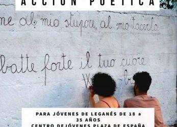 1er Evento Acción Poética Dejóvenes