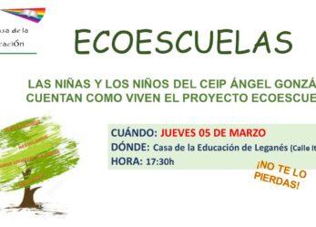 Ecoescuelas: CEIP Ángel González