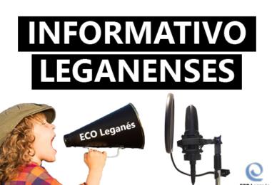Informativo Leganenses – 26 de junio de 2020 – Educación: Igualdad de Género; Formación Profesional