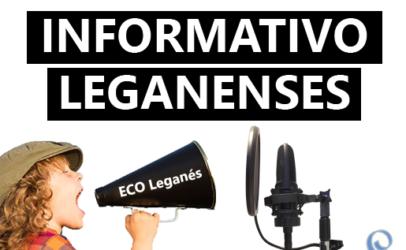 Informativo Leganenses – 17 de octubre de 2020 – AVV Vereda de Estudiantes, Doctor Luis Díaz y Celador David Santos