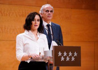 La Comunidad de Madrid aprueba medidas extraordinarias por el coronavirus