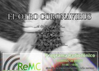 Directo este domingo de 11 a 13 horas: las radios comunitarias se unen para darle la vuelta a la epidemia