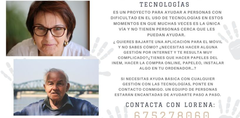 Ayuda básica con las tecnologías