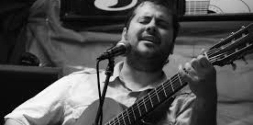 Bulería y TRICUETO …del confinamiento del cantautor David Torrico