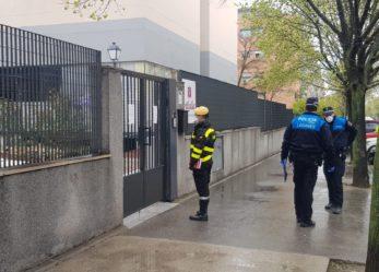 El Ayuntamiento de Leganés reitera su ayuda para atender a las residencias de mayores