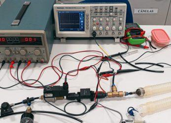 Investigadores de la UC3M colaboran con el Hospital Gregorio Marañón en el desarrollo de un de respirador para UCI ante el COVID-19