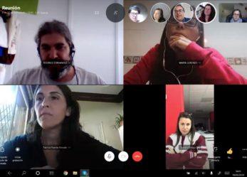 Reunión de coordinación con las entidades locales que trabajan en la atención a las personas más afectadas por la COVID-19