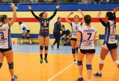 La cantera del Voleibol Leganés por todo lo alto