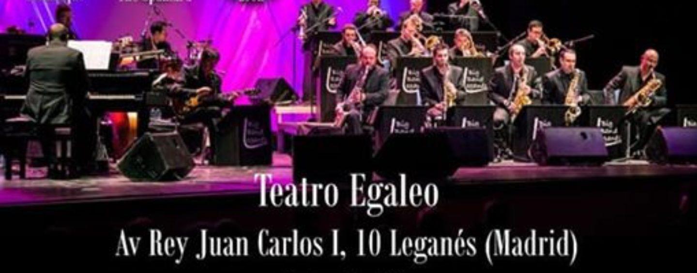 Leganés Big Band en Concierto