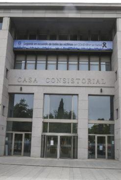 El Ayuntamiento de Leganés aprueba una serie de medidas urgentes para tratar de evitar la propagación de la COVID19