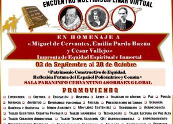 II Congreso Mundial de las Letras Hispanas y II Congreso Mundial Hombres y Mujeres Girasol
