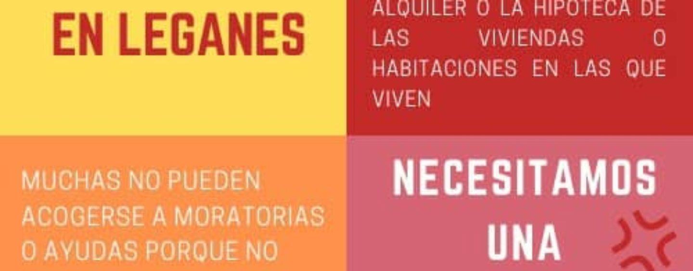 Emergencia habitacional en Leganés