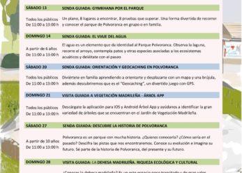 Junio 2020 CEA Polvoranca y CEA Bosque Sur