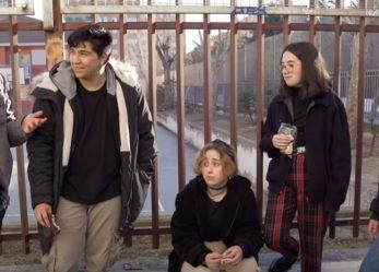 """""""Un tiempo de recreo"""" corto del grupo de teatro de jóvenes de los talleres de AnimaT.sur"""