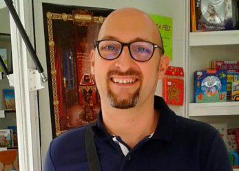 Entrevista al escritor Carlos Arroyo